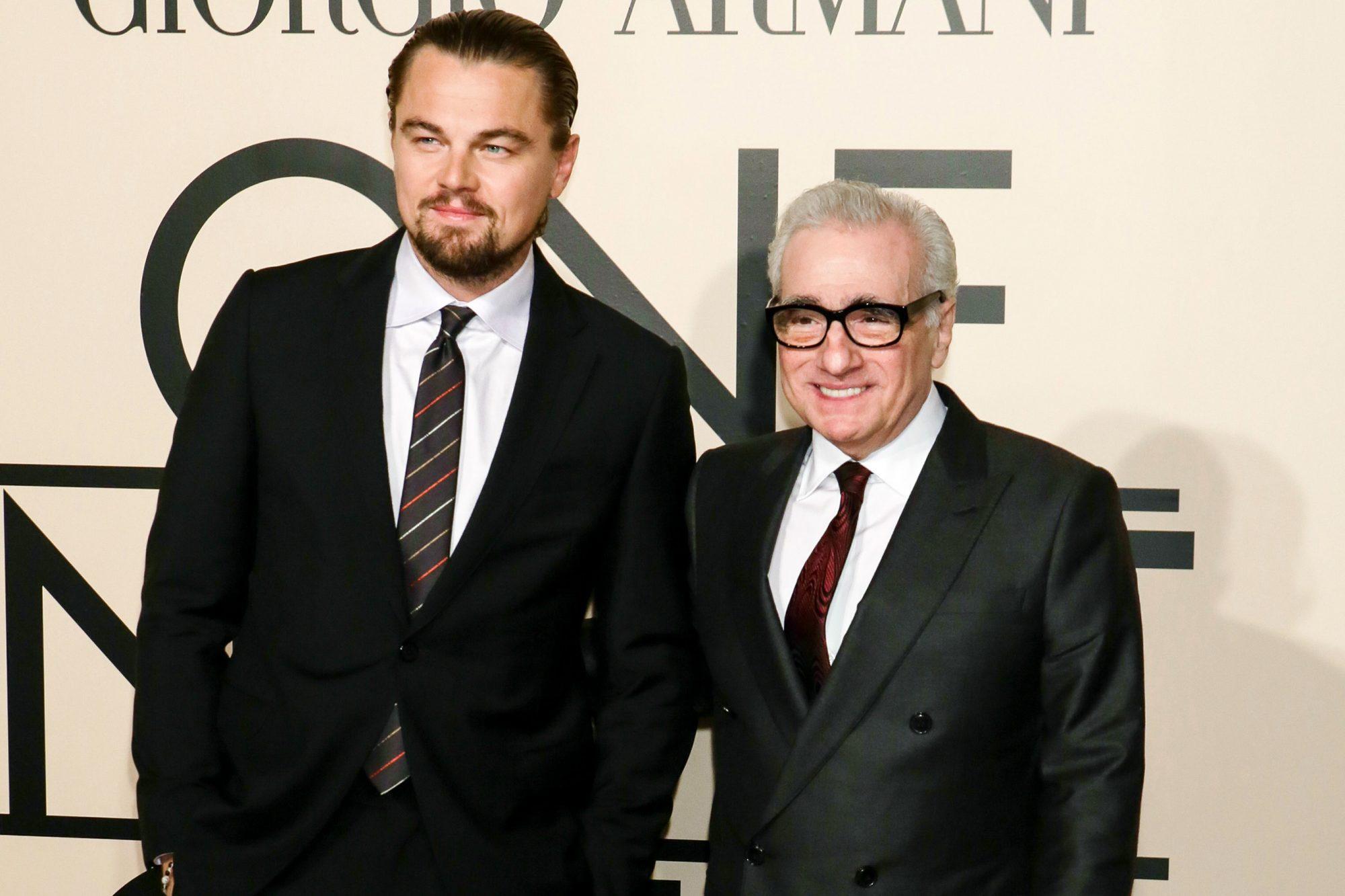 Martin Scorsese ve Leonardo DiCaprio ikilisi