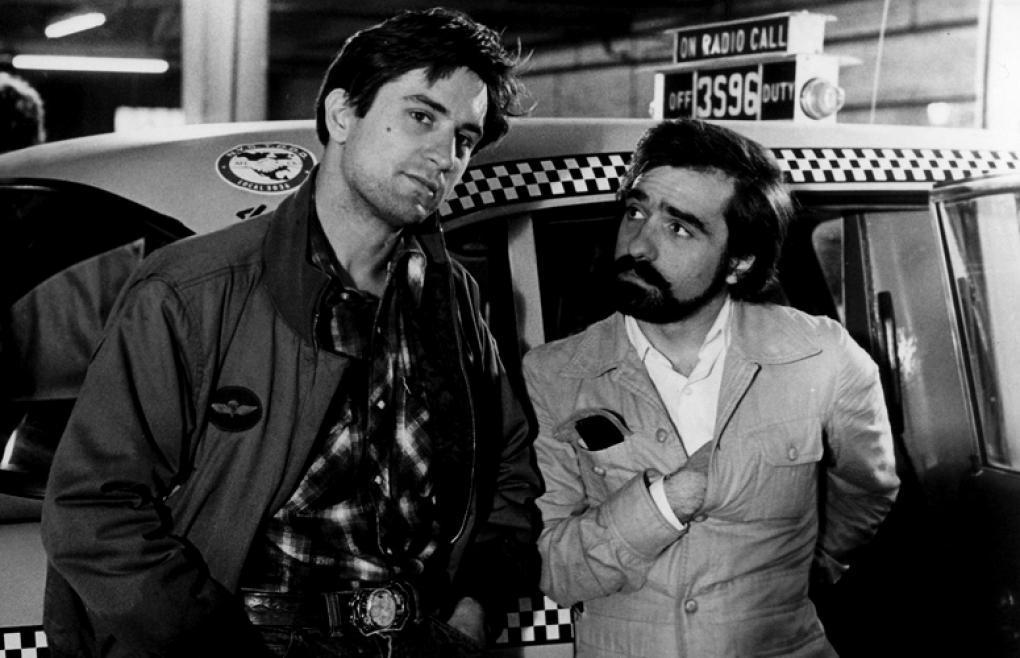 Martin Scorsese ve Robert De Niro ikilisi