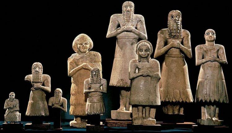 Mezopotamya dinleri hakkında bilgiler