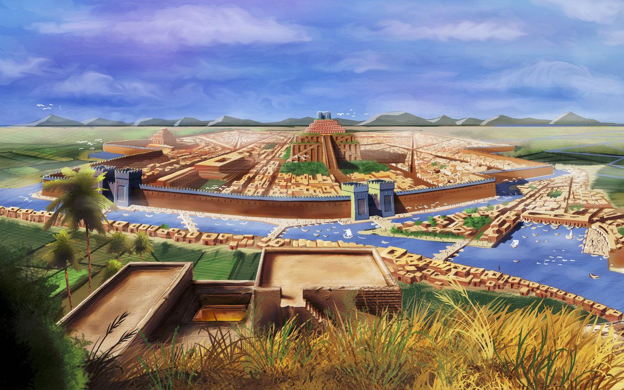 Mezopotamya su kanalları hakkında bilgiler