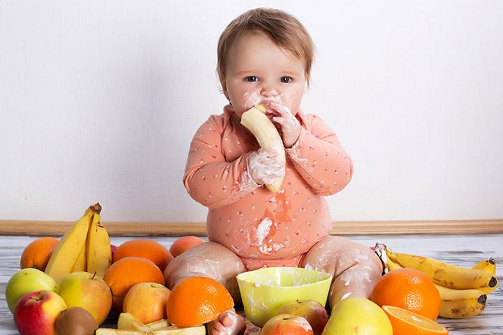 bebeklerde ek gıda