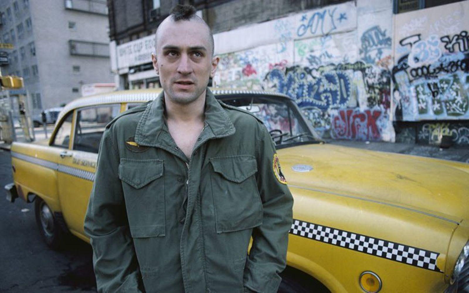 Taxi Driver (Taksi Şoförü) filmi