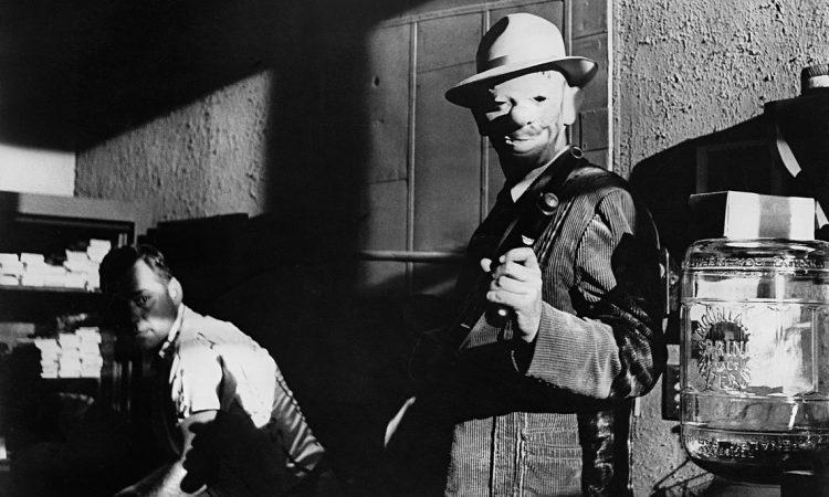 Stanley Kubrick filmleri The Killing filmi