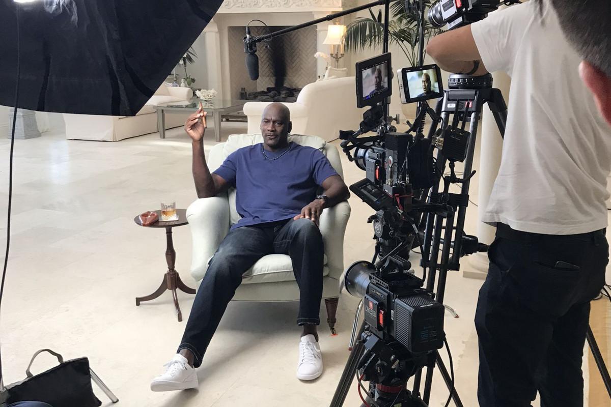 Michael Jordan röportaj