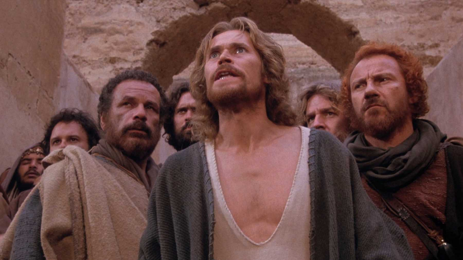 The Last Temptation of Christ (Günaha Son Çağrı) filmi