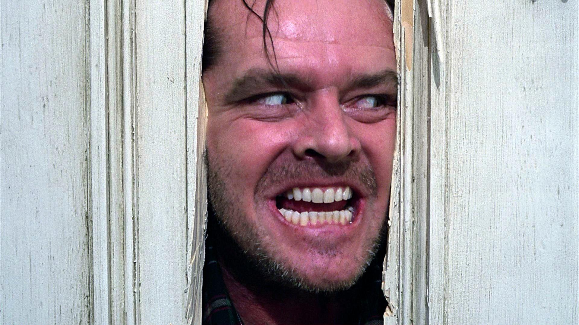 Stanley Kubrick filmleri The Shining filmi