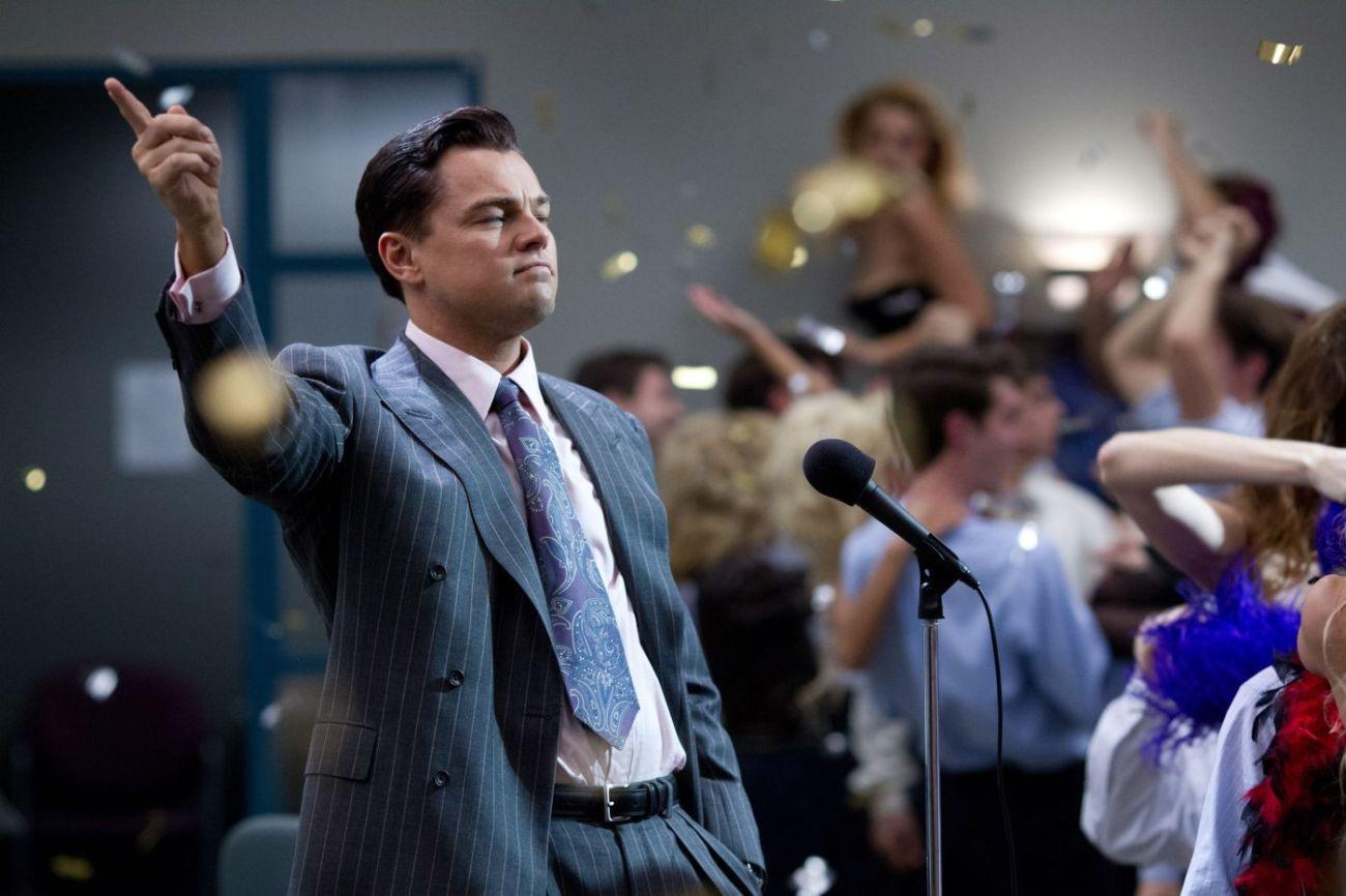 Martin Scorsese filmleri The Wolf of Wall Street (Para Avcısı) filmi