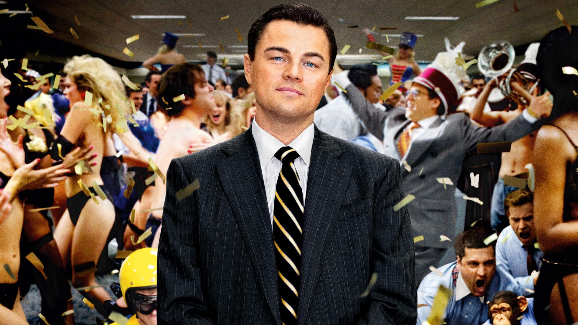 The Wolf of Wall Street (Para Avcısı)