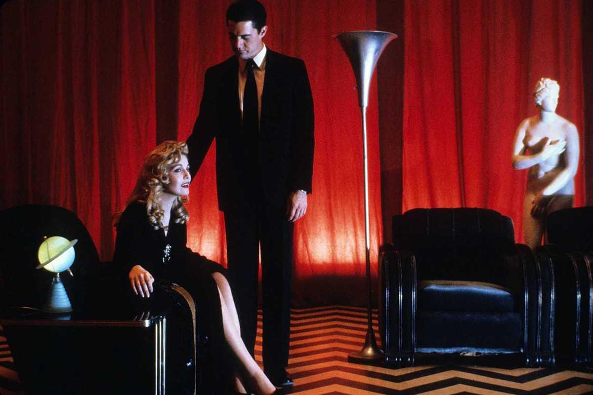 David Lynch filmleri Twin Peaks Fire Walk With Me filmi