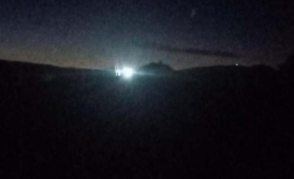 türkiye meteor