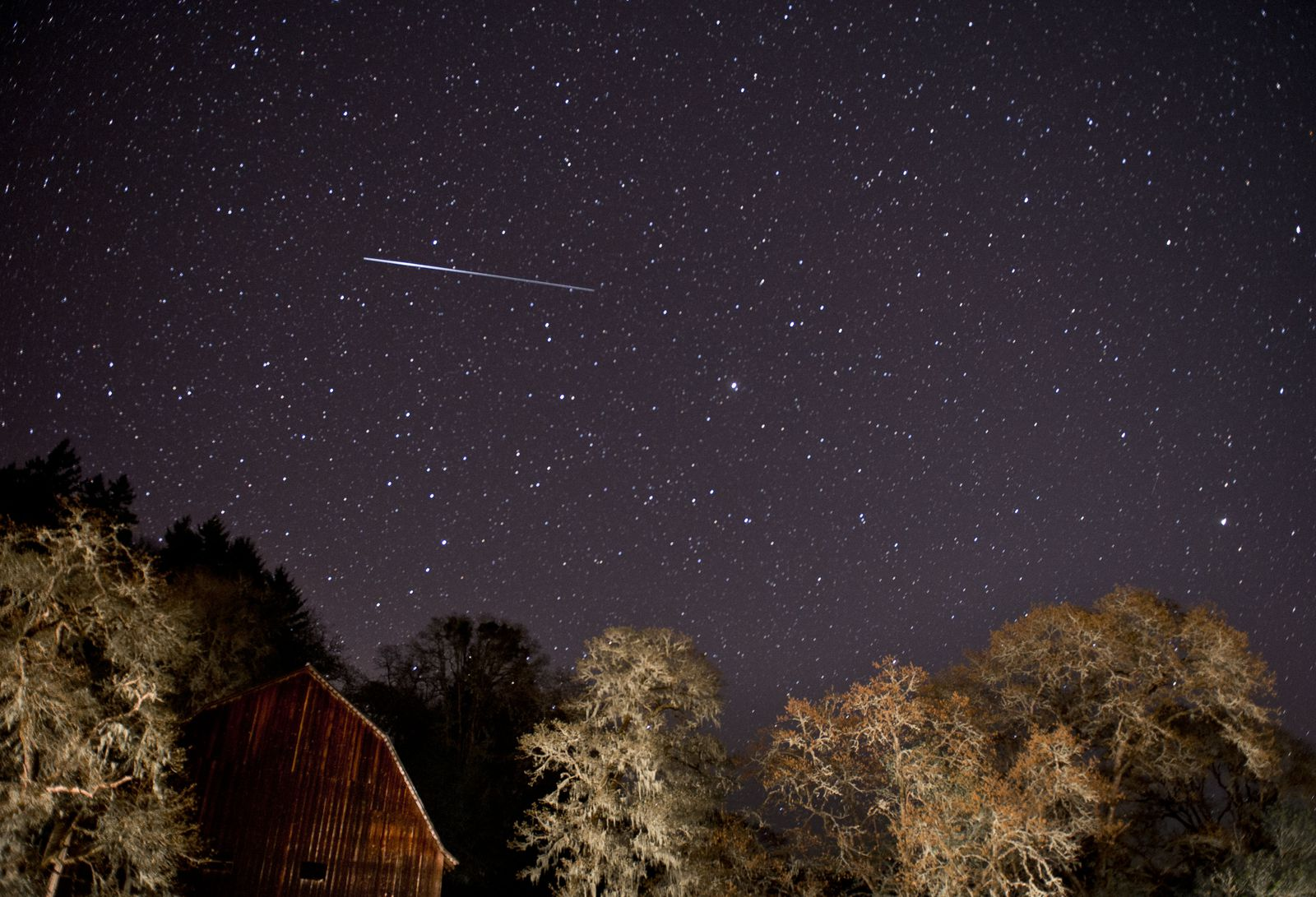 Eta Aquarid meteor yağmuru