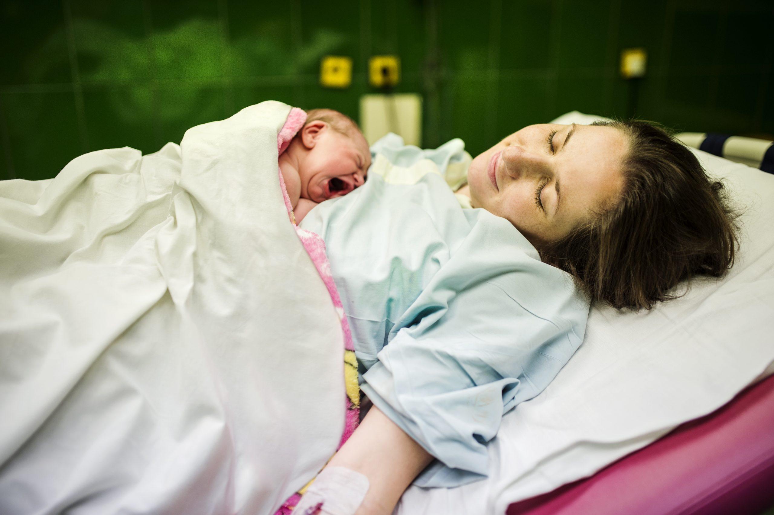 özel hastanelerde doğum