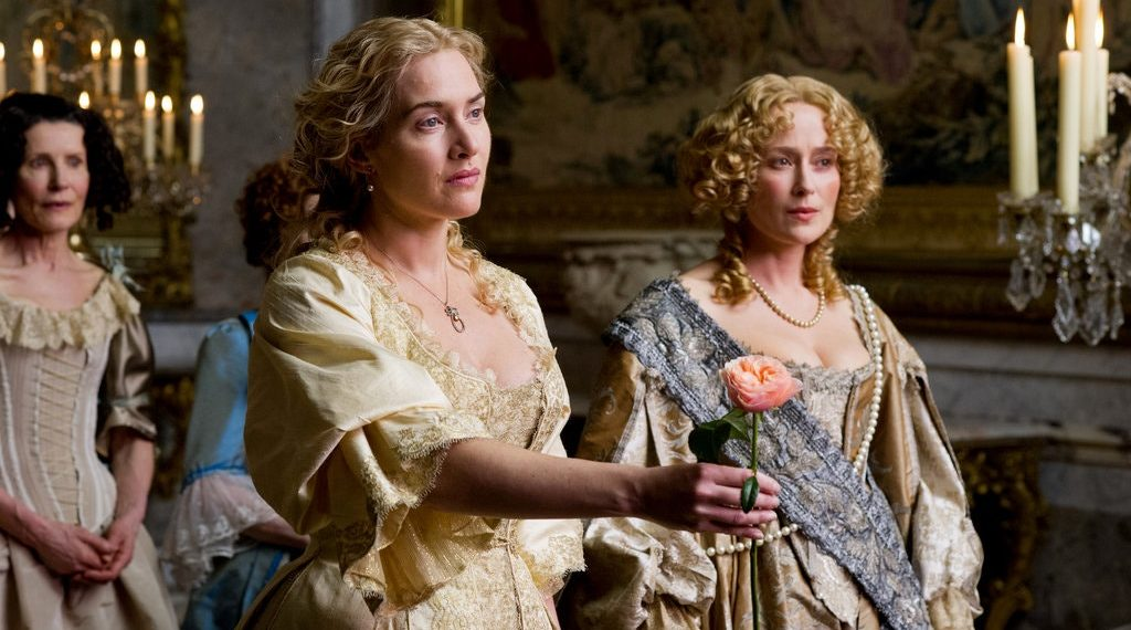 Kate Winslet filmleri Küçük Karmaşa (A Little Chaos) filmi