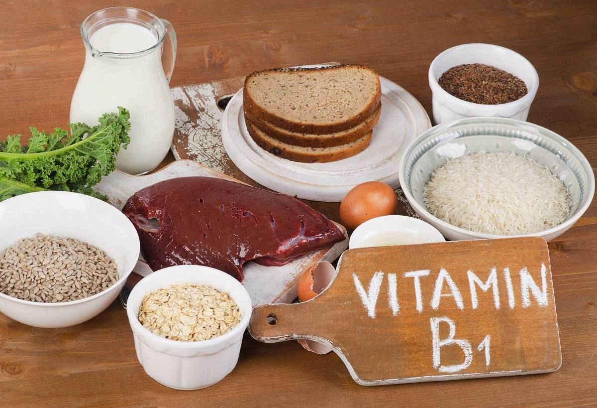 B vitamini eksikliği B vitamini türleri nelerdir