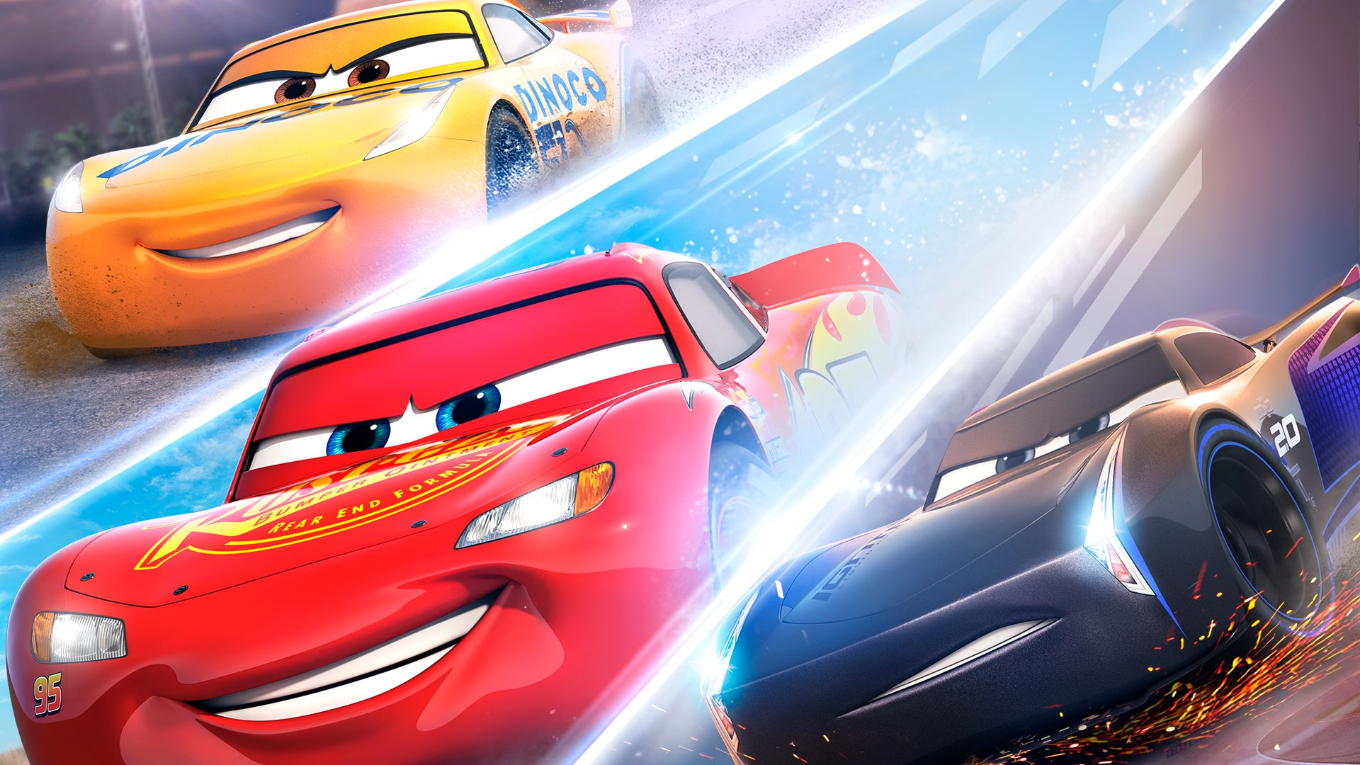 Cars 3 filmi