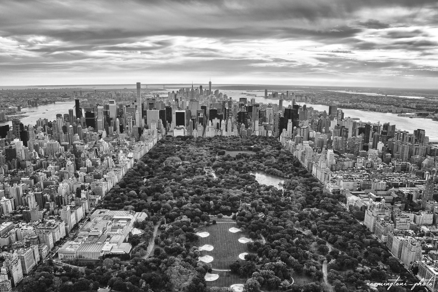 Central Park gerçekleri