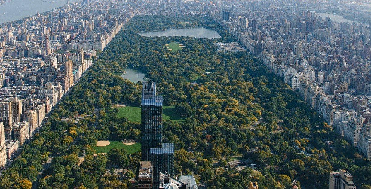 Central Park'ın tarihi