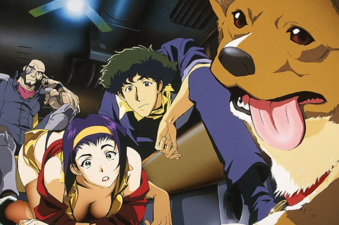 Anime dizisi Cowboy Bebop