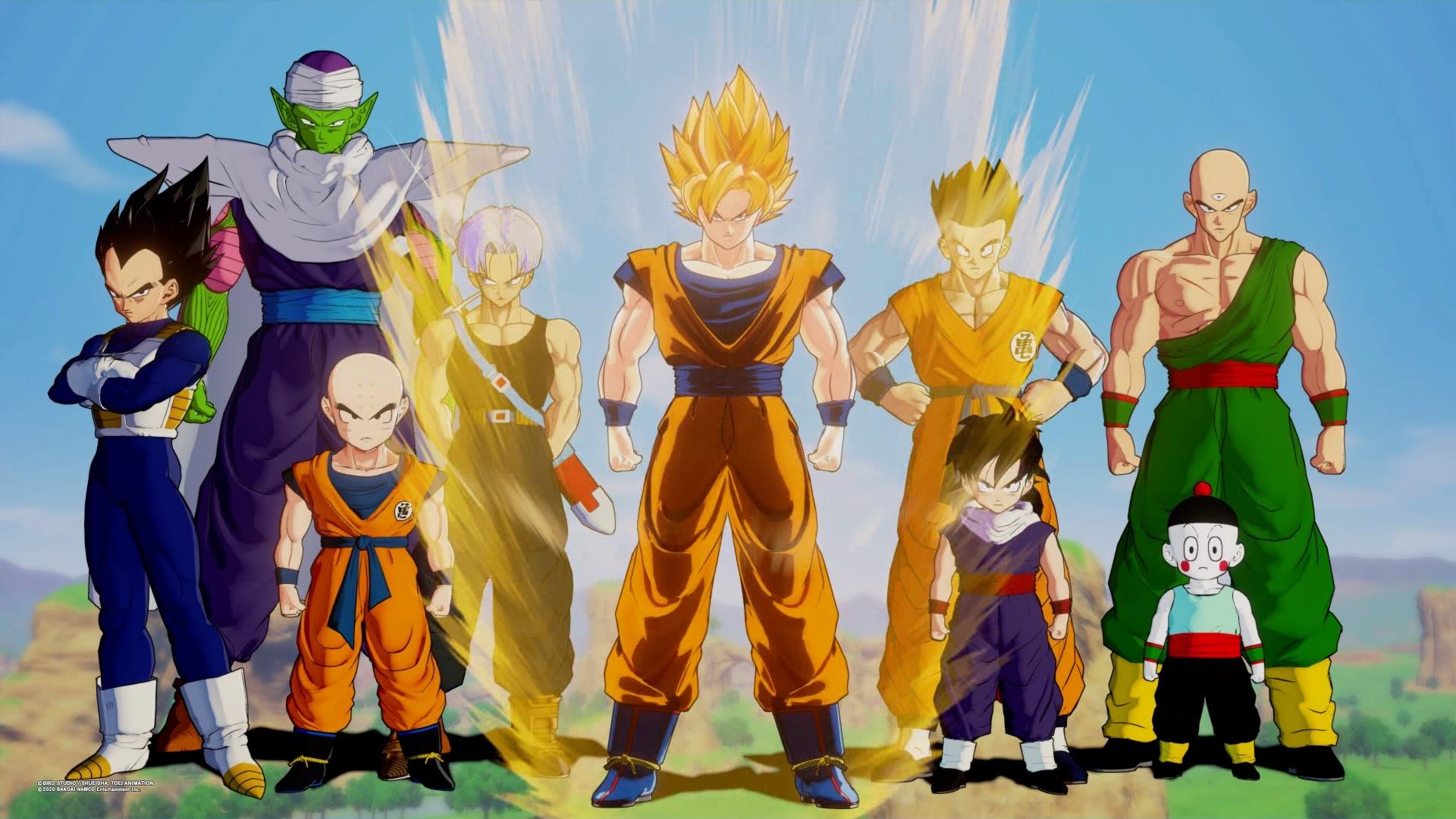 En iyi anime diziler Dragon Ball Z