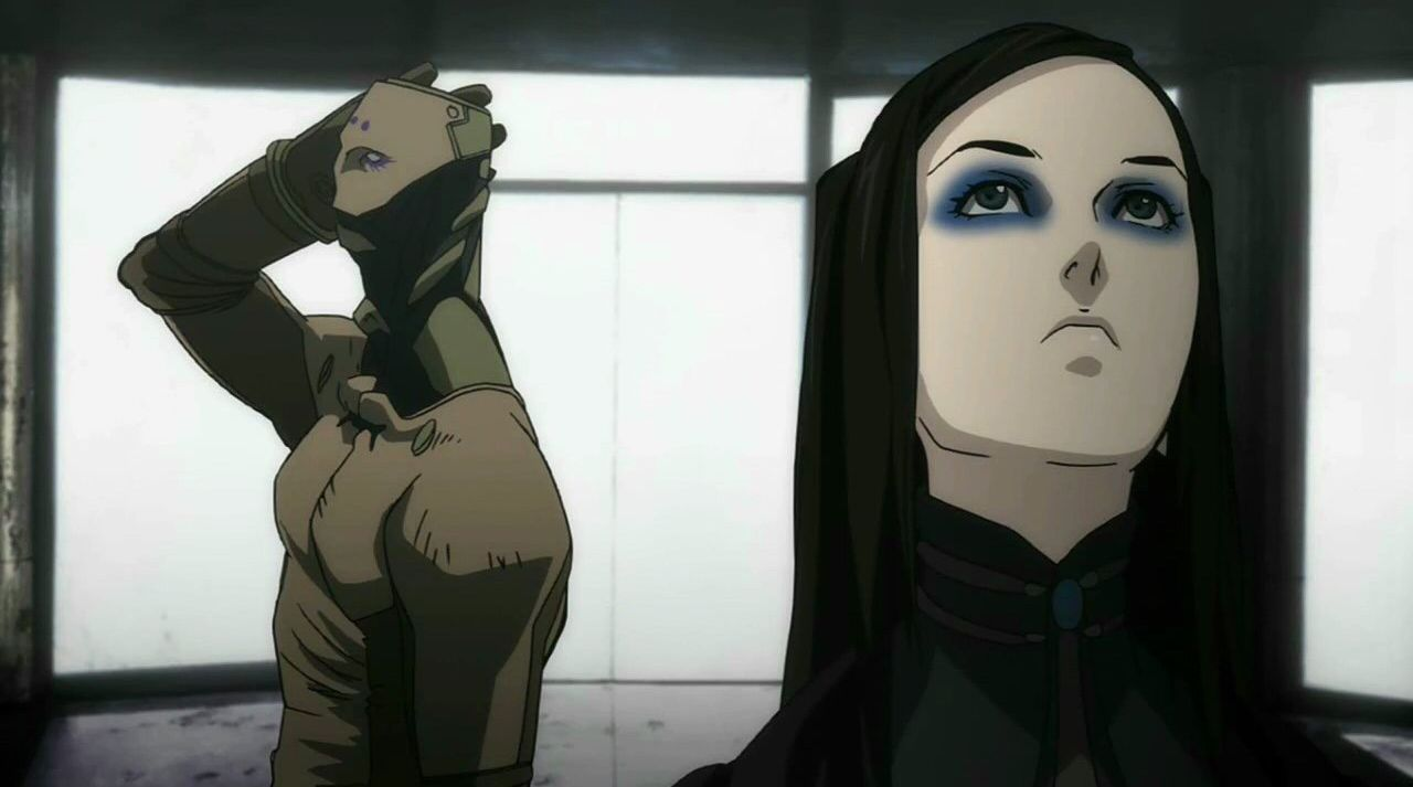 Anime dizisi Ergo Proxy