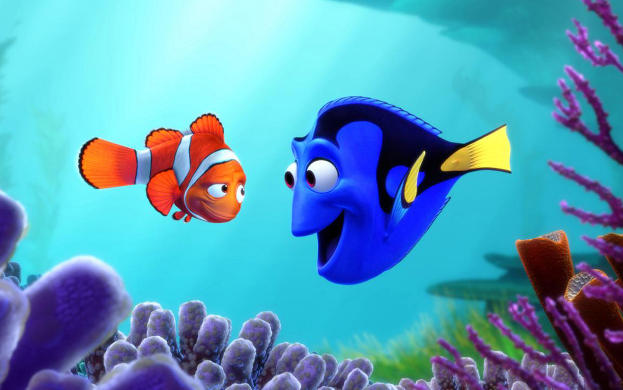 Finding Dory filmi