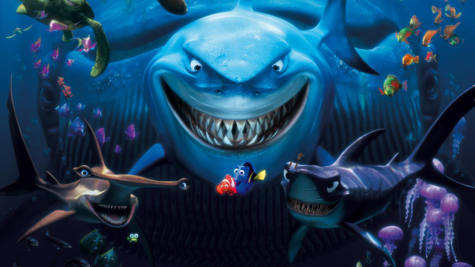 En iyi Pixar filmleri Finding Nemo filmi