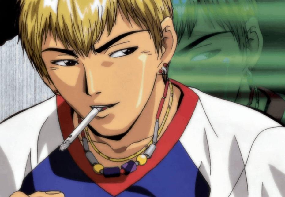 Anime dizisi Great Teacher Onizuka
