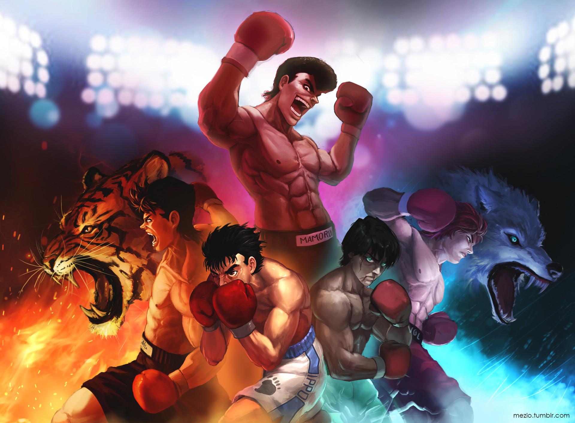 En iyi anime diziler Hajime no Ippo