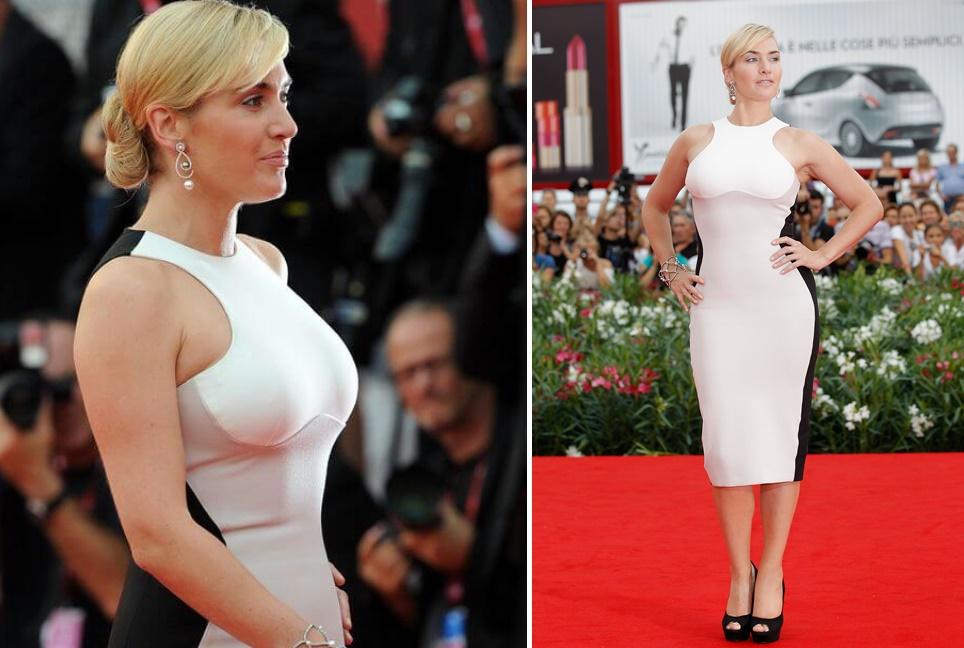 Kate Winslet'in kilosu
