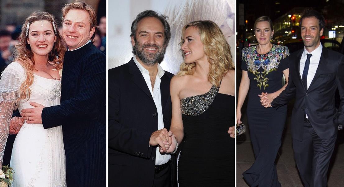 Kate Winslet'in yaptığı evlilikler