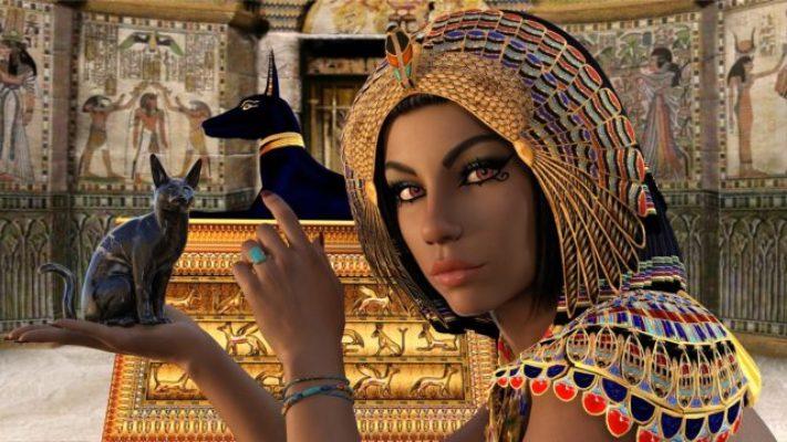 Kleopatra nerede doğmuştur
