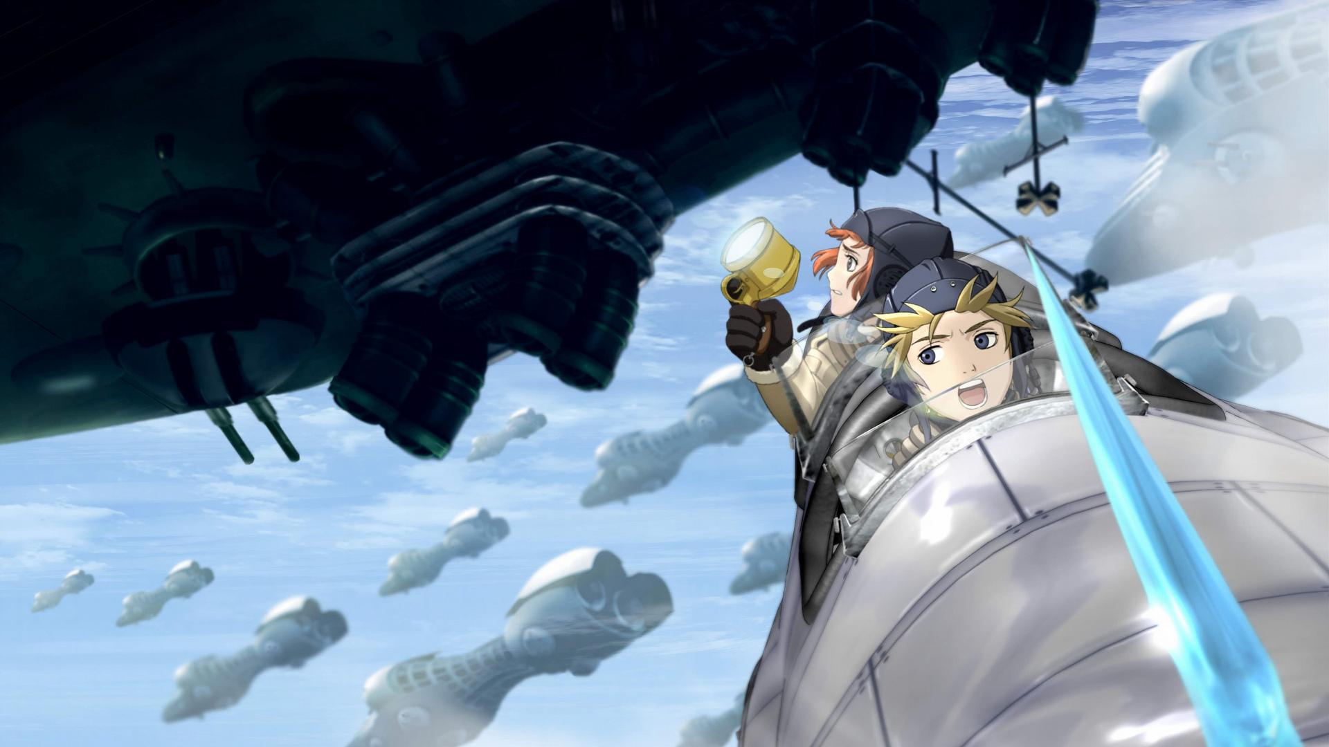 Anime dizisi Last Exile