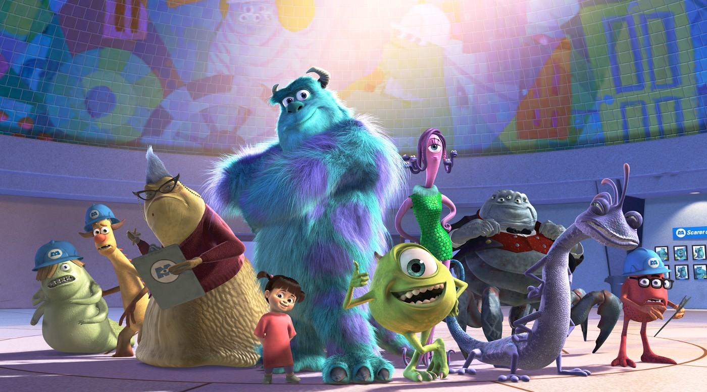 Monsters, Inc. filmi