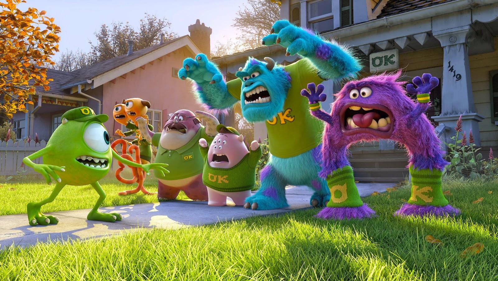 Monsters University filmi