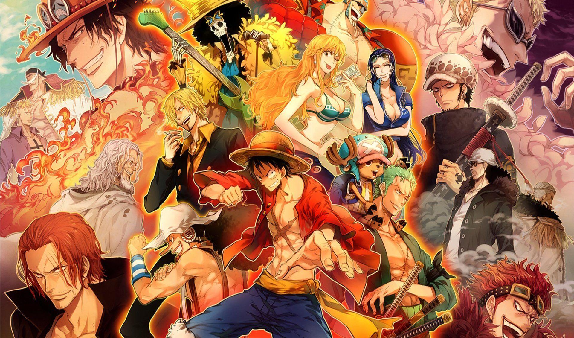Anime dizisi One Piece