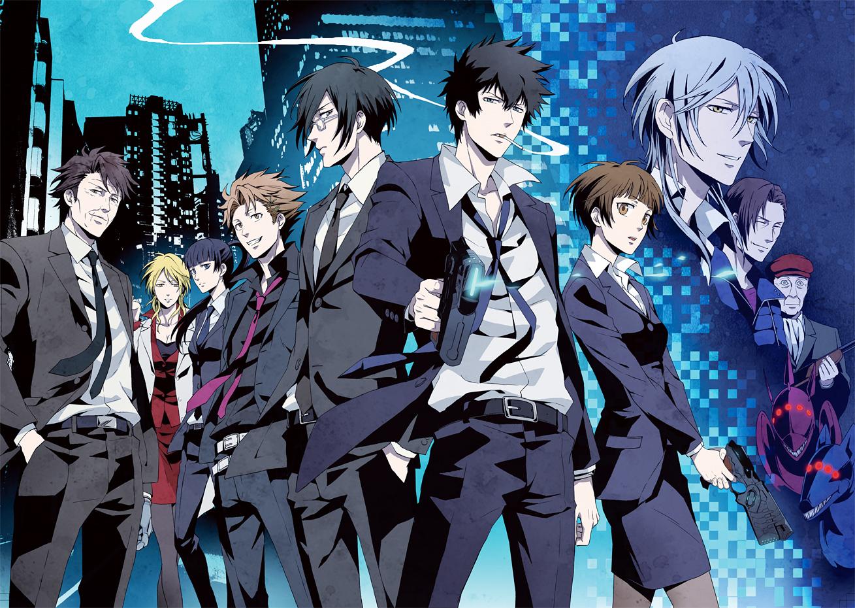 En iyi anime diziler Psycho-Pass