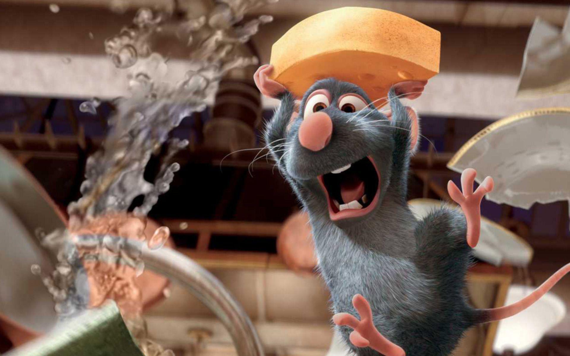 En iyi Pixar filmleri Ratatouille filmi