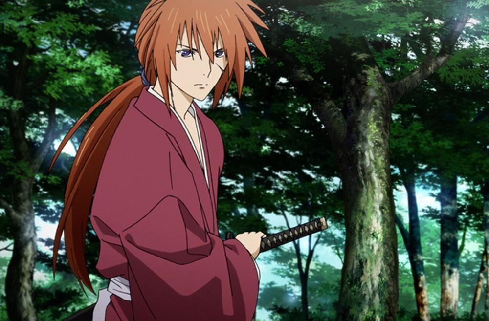 Anime dizisi Rurouni Kenshin