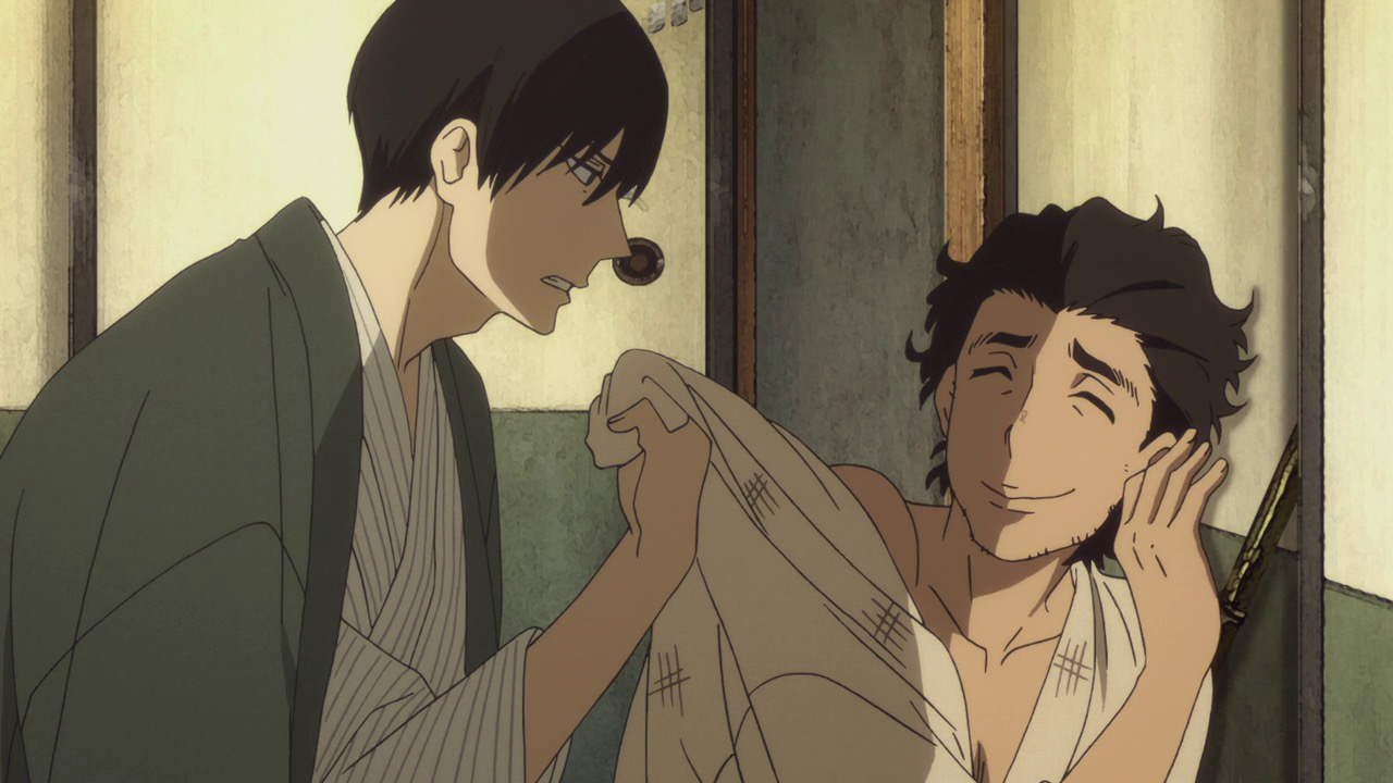 Anime dizisi Shouwa Genroku Rakugo Shinjuu