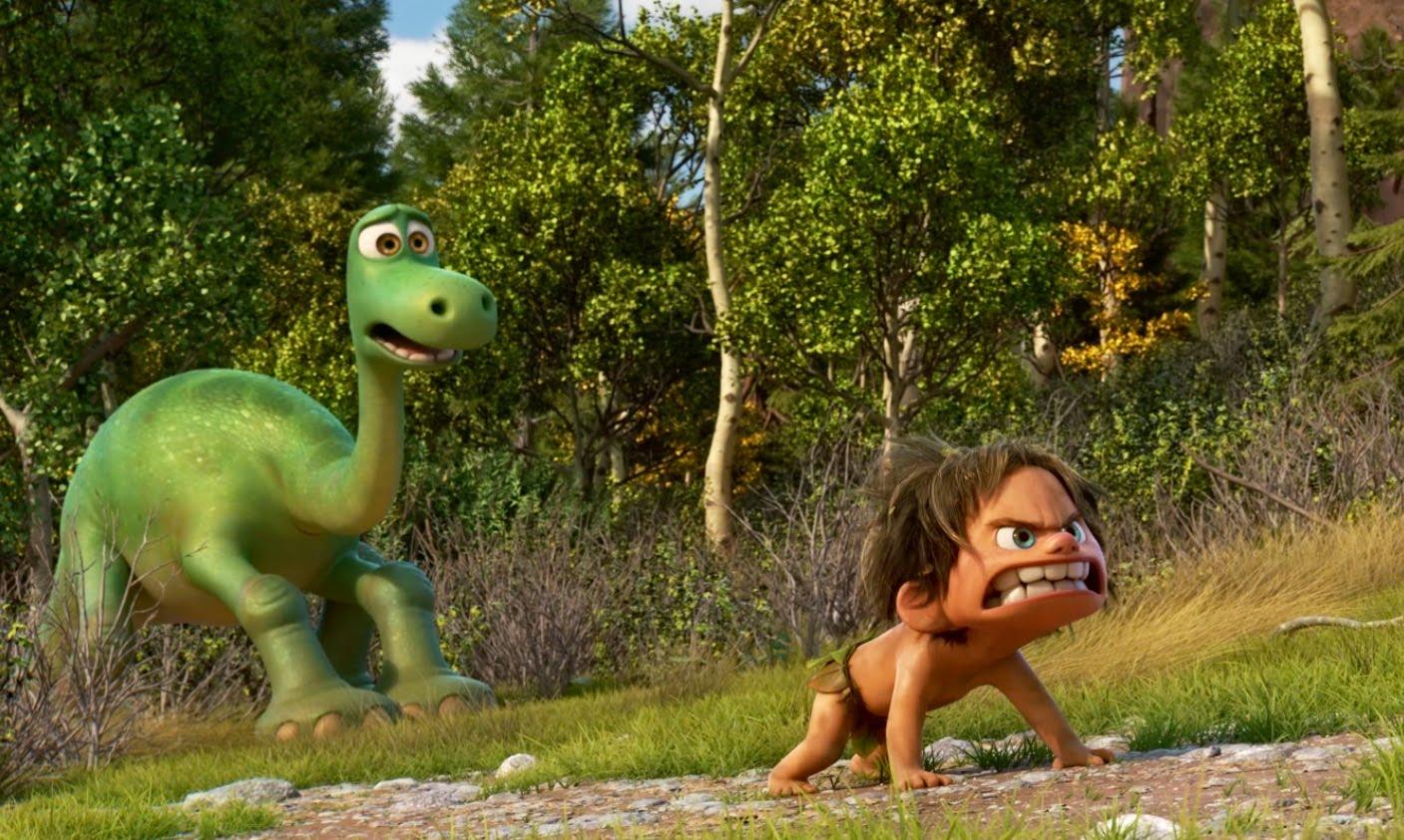 The Good Dinosaur filmi
