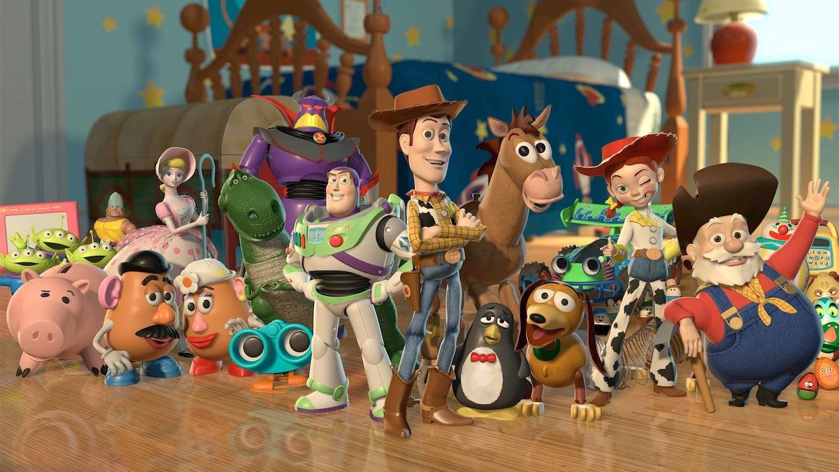 En iyi Pixar filmleri Toy Story 2 filmi