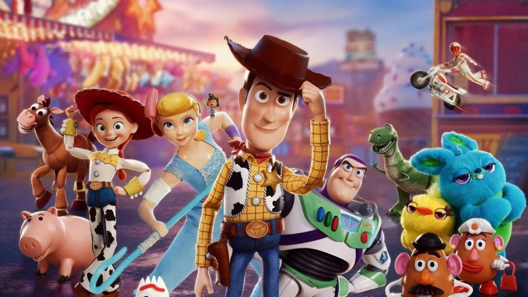 Toy Story 4 filmi