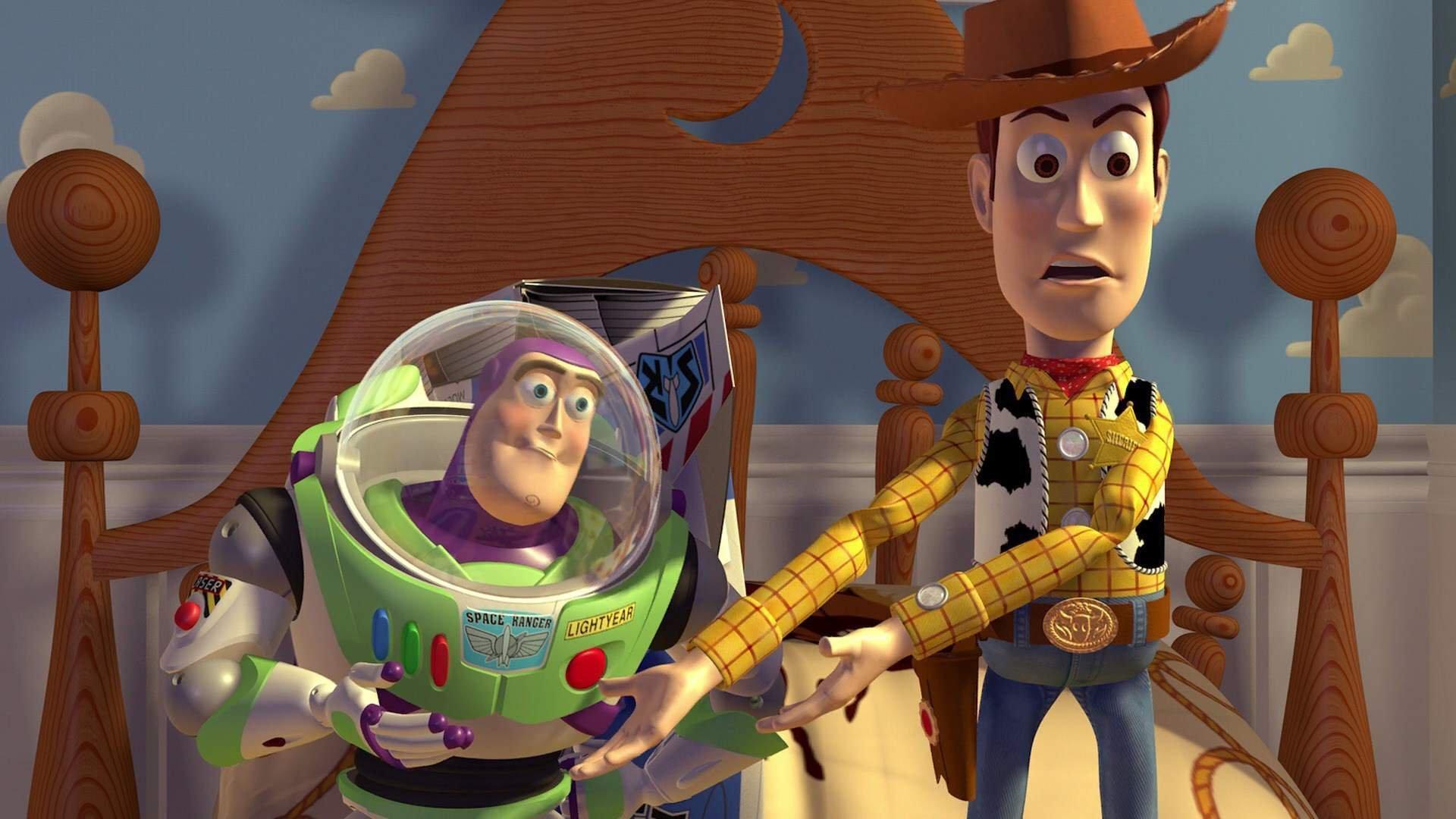 En iyi Pixar filmleri Toy Story filmi