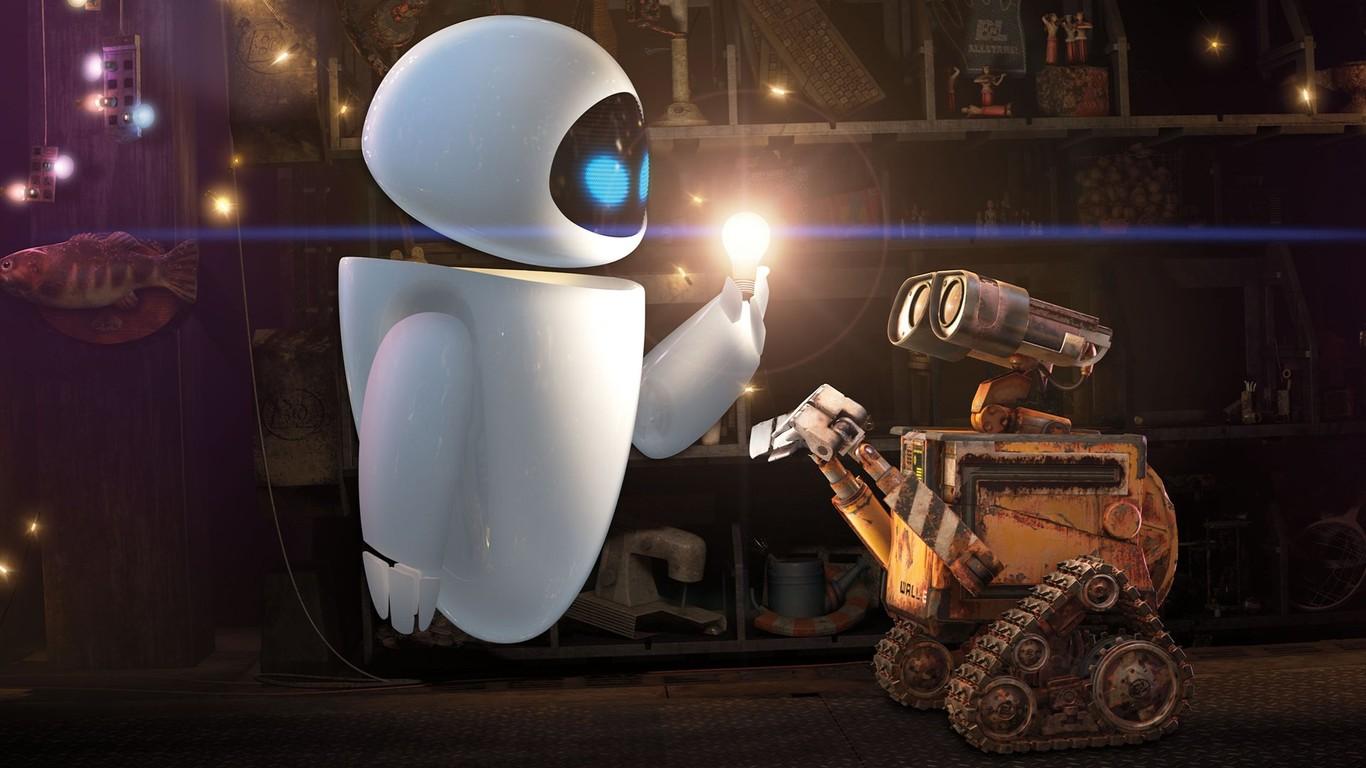 En iyi Pixar filmleri WALL·E filmi