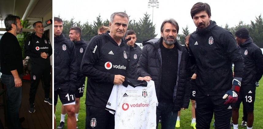 Zeki Demirkubuz Beşiktaş taraftarı