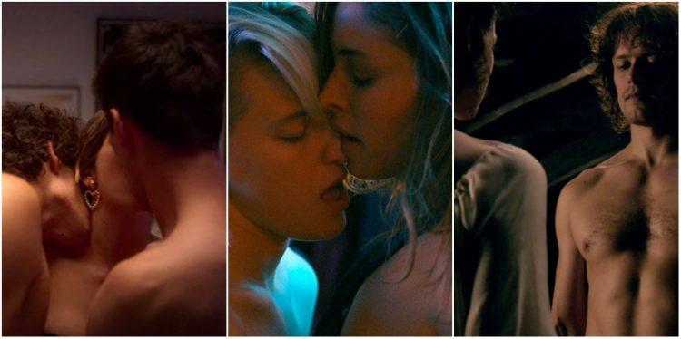 #Ateşli Sahneleriyle Pornodan Daha Dikkat Çekici 7 Netflix İçeriği