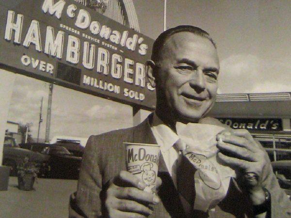 türkiye ilk McDonald's