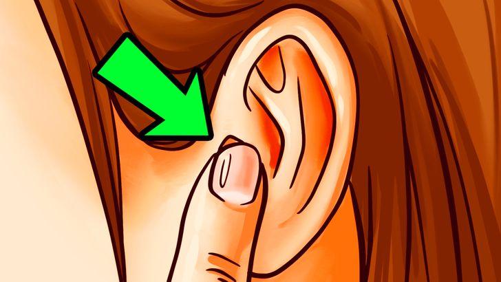 kulak masajı