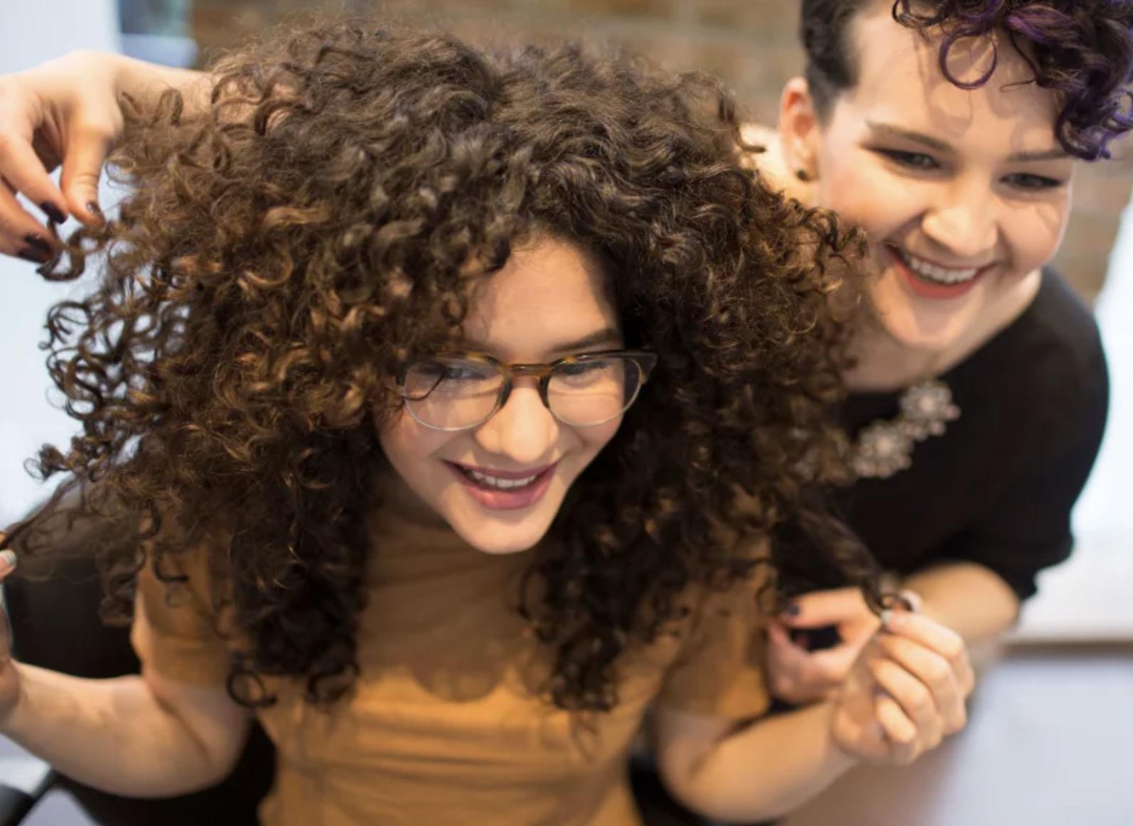 curly girl method kıvırcık kız yöntemi