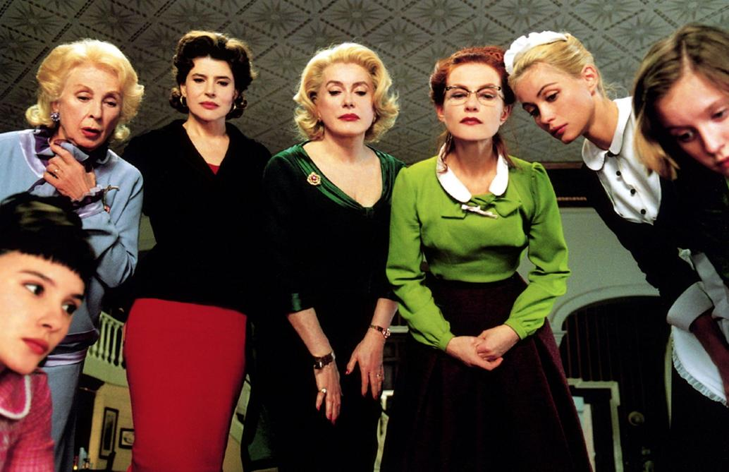 8 Kadın filmi